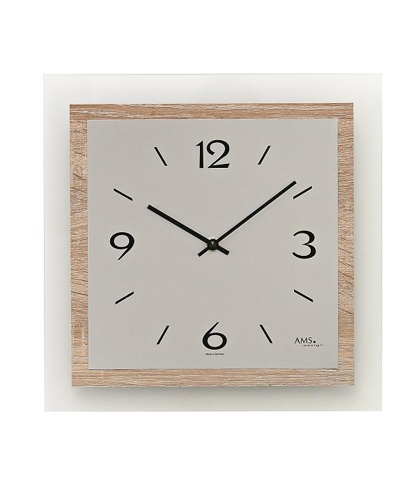 AMS9225 シンプルでクールです! AMS アームス掛け時計