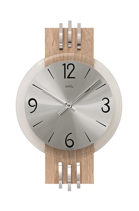 AMS9228  シンプルでスタイリッシュ! AMS アームス掛け時計