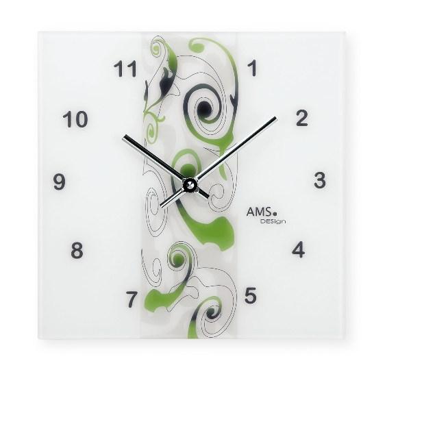 AMS9317  アーティスティックなデザイン! AMS アームス掛け時計