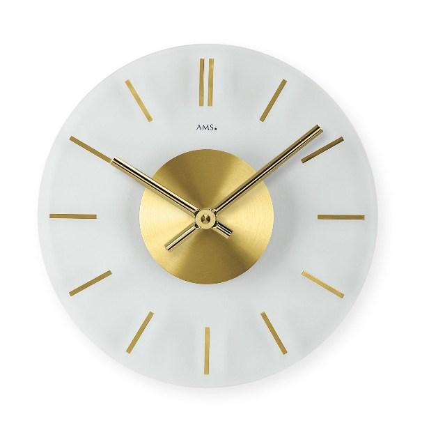 AMS9319  シンプルでクールです! AMS アームス掛け時計
