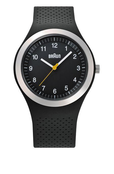 【日本正規代理店品】 ブラウンBRAUNリストウォッチ 腕時計  BN0111BKBKG