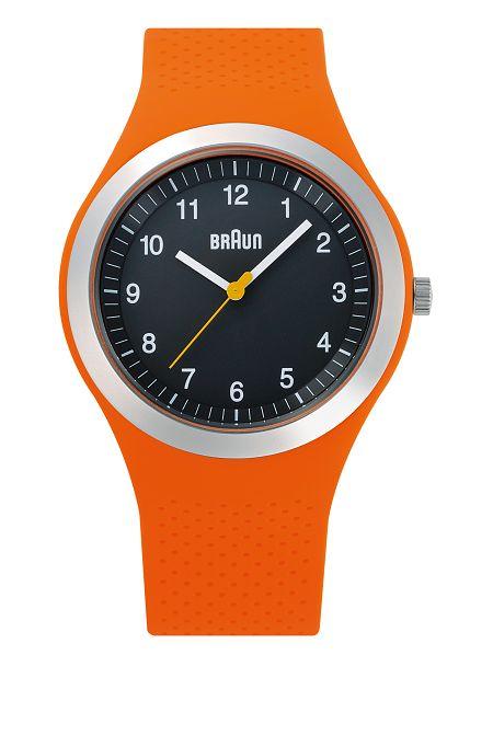 【日本正規代理店品】 ブラウンBRAUNリストウォッチ 腕時計  BN0111BKORG