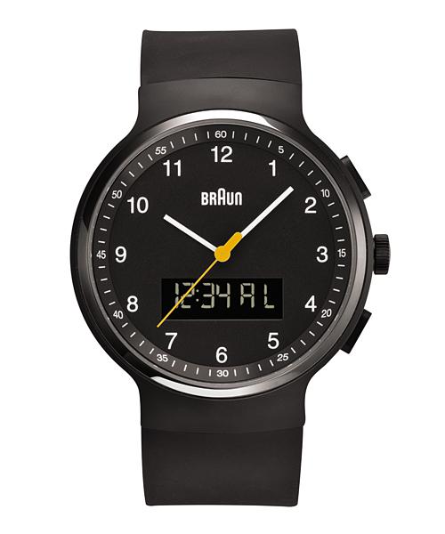 【日本正規代理店品】 ブラウンBRAUN腕時計 10183 Watch  BN0159BKBKG WEB限定品