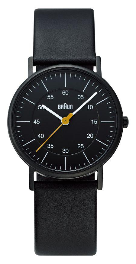 【日本正規代理店品】 ブラウンBRAUNリストウォッチ  腕時計  BNH0011BKBKL