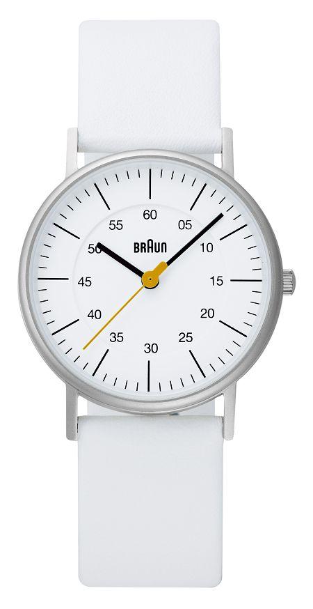 【日本正規代理店品】 ブラウンBRAUNリストウォッチ  腕時計  BNH0011WHWHL