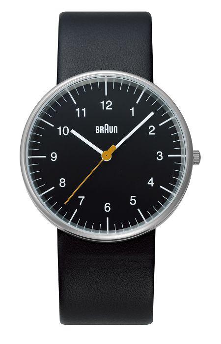 【日本正規代理店品】 ブラウンBRAUNリストウォッチ  腕時計  BNH0021BKBKG