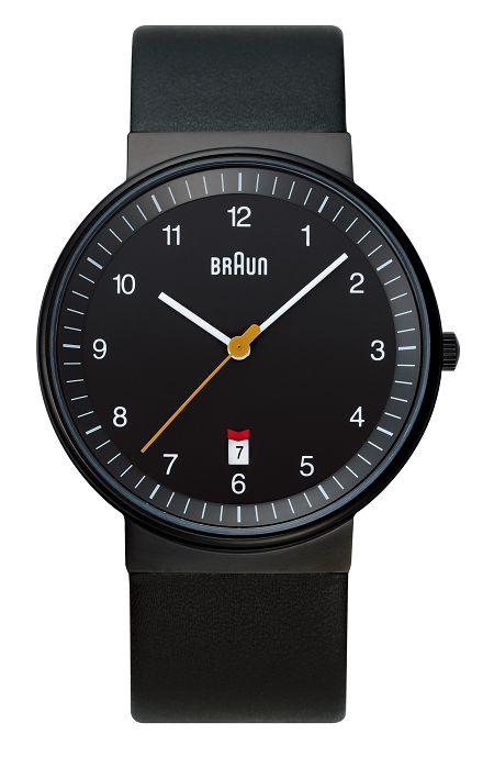 【日本正規代理店品】 ブラウンBRAUNリストウォッチ 腕時計  BNH0032BKBKG