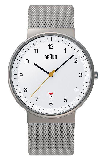 【日本正規代理店品】 ブラウンBRAUNリストウォッチ 腕時計  BNH0032WHSLMHG