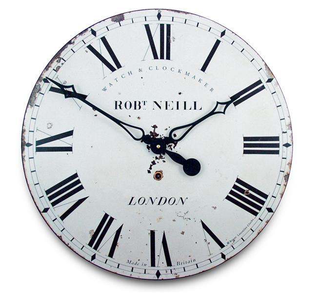 アンティーク調でお洒落!ロジャーラッセル掛け時計 RogerLascelles掛け時計 Classic London wall clock  壁掛け時計 GAL-NEILL