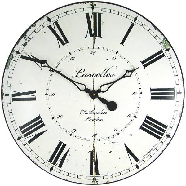 アンティーク調でお洒落!ロジャーラッセル掛け時計 RogerLascelles掛け時計 Clockmaker's Clock 壁掛け時計 GAL-CLOCKMAKER
