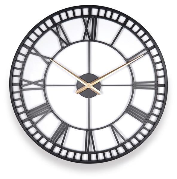 掛け時計 大型掛け時計 レトロ ロジャーラッセル掛け時計 Roger Lascelles掛け時計  80cm 壁掛け時計 LC-SKEL-LARGE
