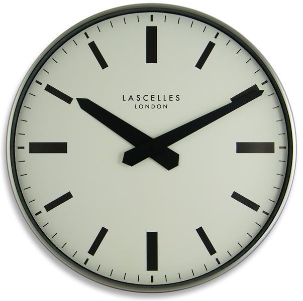 ロジャーラッセルRogerLascelles社製 Large Metal Wall Clock 40cm掛け時計 LM-LASC-LONDON