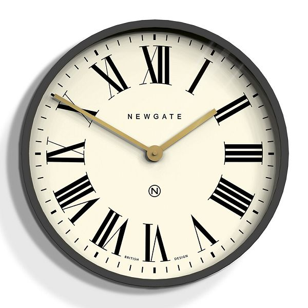 NEW GATE ニューゲート掛け時計 Mr Butler Wall Clock Blizzard Grey 45cm  MBWC-BG ニューゲート時計【送料無料】
