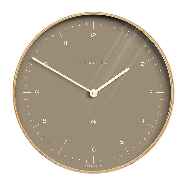 NEW GATEニューゲート掛け時計 Mr Clarke Wall Clock - 40cm - Burnt Sienna Dial  MCWC-BSD【送料無料】