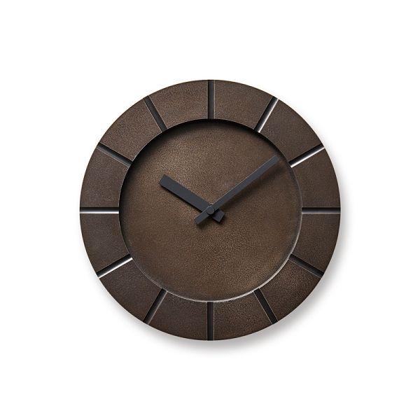 Lemnos レムノス 掛け時計 青銅掛け時計 HALO / ブロンズ MK19-05BK