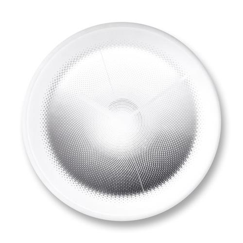 曲面カバーが美しい Lemnos レムノス 掛け時計 HONOKA NTL08-11-1