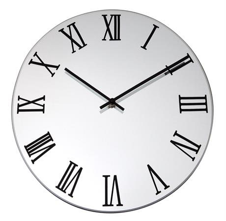 ロジャーラッセル掛け時計 RogerLascelles掛け時計 CLASSIC MIRROR FACED Wall Clock  壁掛け時計 PUB-MIRROR