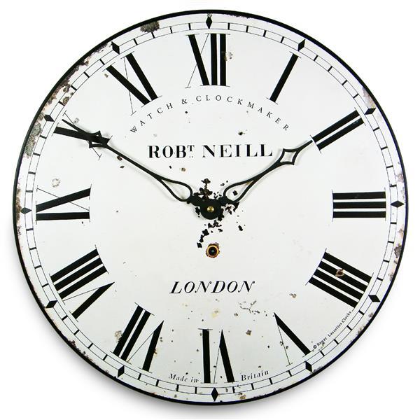 アンティーク調でお洒落!ロジャーラッセル掛け時計 RogerLascelles掛け時計 Classic London wall clock  壁掛け時計 PUB-NEILL