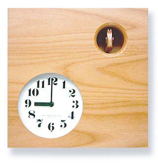 鳩時計 さんてる 日本製 はと時計 QL655NA カッコークロック 国産 手作り