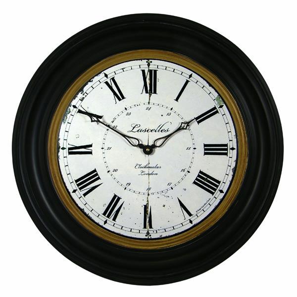 ロジャーラッセルRogerLascelles社製 Lascelles Clockmaker Wall Clock 50cm 大型掛け時計 RWB-CLOCKMAKER