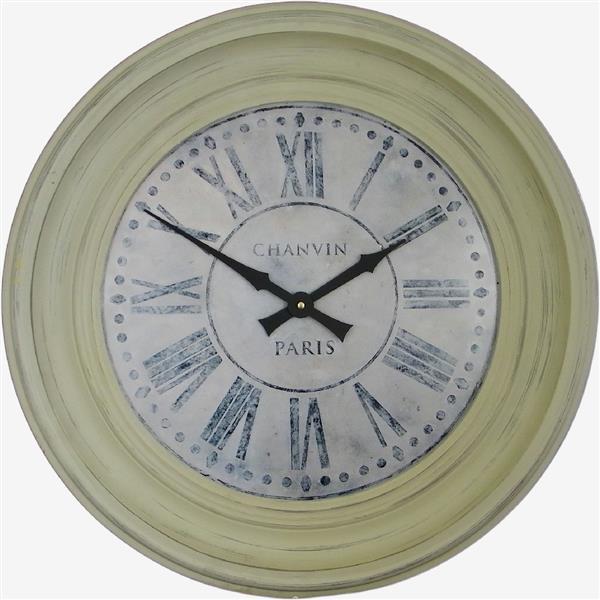 ロジャーラッセルRogerLascelles社製 Chanvin Dial Wall Clock 50cm 大型掛け時計 RWG-CHANVIN