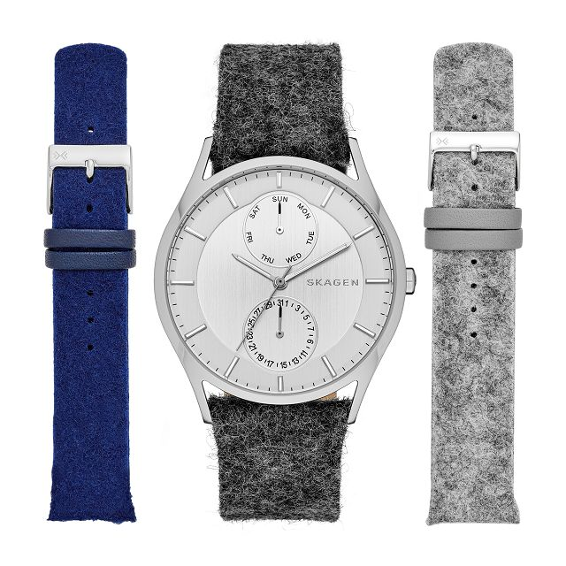 SKAGEN腕時計 スカーゲンリストウォッチ  メンズ HOLST LIMITED BOX SET  SKW1060  【日本正規代理店品】