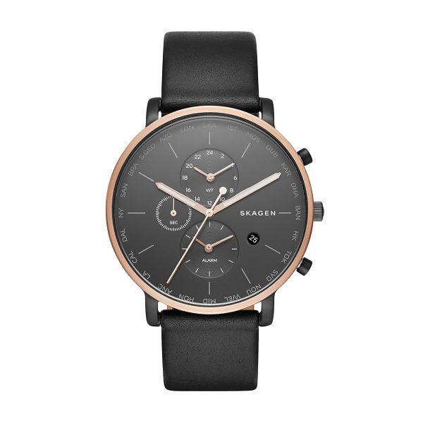 SKAGEN腕時計 スカーゲンリストウォッチ メンズHAGEN WORLD TIME SKW6300 【日本正規代理店品】