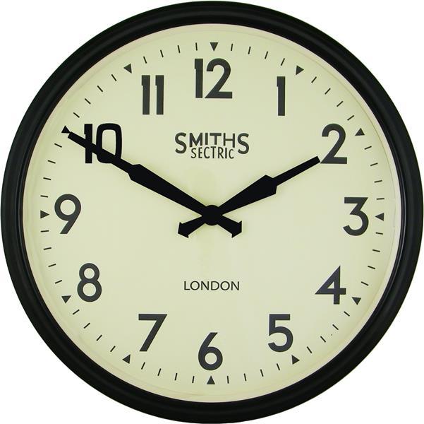 レトロデザイン!ロジャーラッセルRogerLascelles社製 Smiths Large Retro Clock 50cm掛け時計 SM-LM-ARABIC