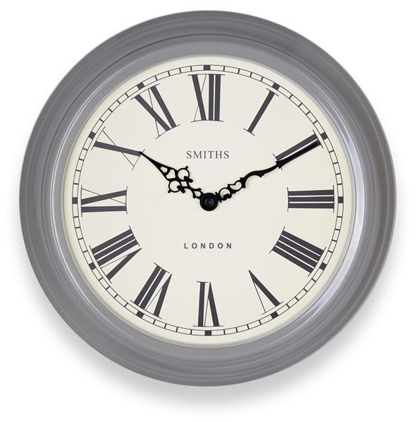 レトロデザイン!ロジャーラッセルRogerLascelles社製 Smiths Retro Clock Classic 30cm掛け時計 SM-SM-CLASSIC