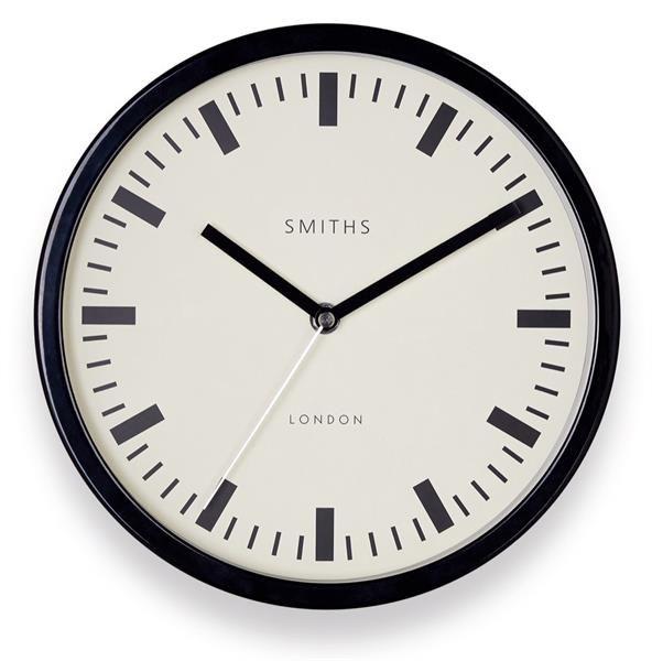 ロジャーラッセルRogerLascelles社製 SMITHS Swiss style wall clock 25cm 掛け時計 SM-SM-SWISS
