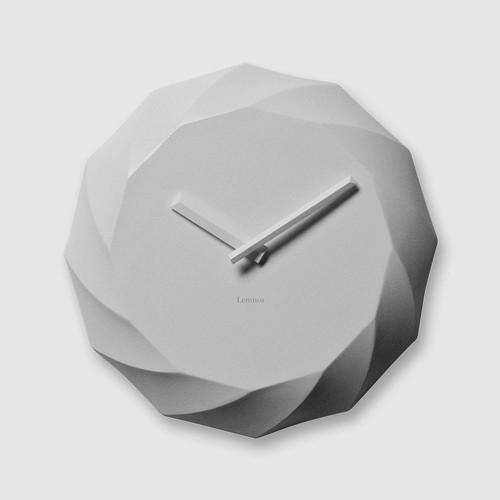 綺麗なローズの花をデザインしました!Lemnos レムノス 掛け時計 SSL09-13ROSE