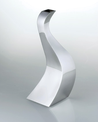 Vase ステンレスフラワーベース SALUS FB-06