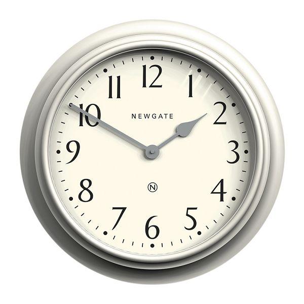 ニューゲート掛け時計 Westhampton Wall Clock Linen Grey NEWGATE掛け時計 WEST-LIGY 大型