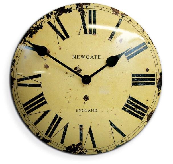 レトロなデザイン魅力です! NEW GATEニューゲート掛け時計 Camden Market Wall Clock CAMCON