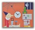 可愛いピノキオの掛け時計! Pirondini  イタリア・ピロンディーニ掛け時計 092Pinocchio