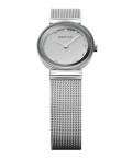 BERING腕時計 ベーリングリストウォッチ レディース Classic Curving Mesh 10122-000