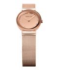 BERING腕時計 ベーリングリストウォッチ レディース Classic Curving Mesh 10122-366