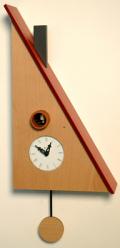 カッコーが鳴いて時刻を知らせます! 鳩時計 カッコークロック イタリア・ピロンディーニTrillo108faggio