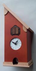 カッコーが鳴いて時刻を知らせます!鳩時計 カッコークロック イタリア・ピロンディーニProvenzale110