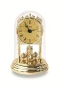 ガラスドームがお洒落です!AMS振り子置き時計 1103 アニバーサリークロック