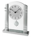 スタイリッシュで見やすい!AMS振り子置き時計 1118 AMS置き時計
