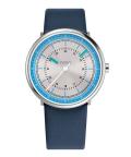 noon copenhagen腕時計  ヌーンコペンハーゲンMens Flyinglog   112-001 ブルー×シルバー