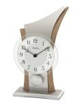 スタイリッシュデザイン!AMS振り子置き時計 1139 AMS置き時計