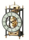 ムーブメントが見えるスケルトンデザイン!AMSアームス置き時計 1180 AMS機械式置時計