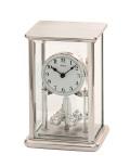 ガラスカバーがお洒落です!AMS(アームス)回転振り子置き時計 1210