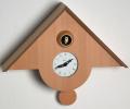 カッコーが鳴いて時刻を知らせます!鳩時計 カッコークロック イタリア・ピロンディーニBaita122faggio