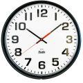 シンプルデザイン FRANKLIN CLOCK 掛け時計 12BLQ