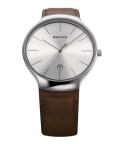 腕時計 ベーリングリストウォッチ  メンズ BERING Mens Classic Infinity Pair Collection 13338-500