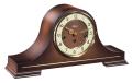 アンティーク調でお洒落 機械式報時置き時計 ヘルムレ置時計 HERMLE報時置き時計   21092-030340