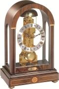 ムーブメントが見えるスケルトンデザイン!ヘルムレ(HERMLE)置き時計 Stratford ウォルナット 22712-030791
